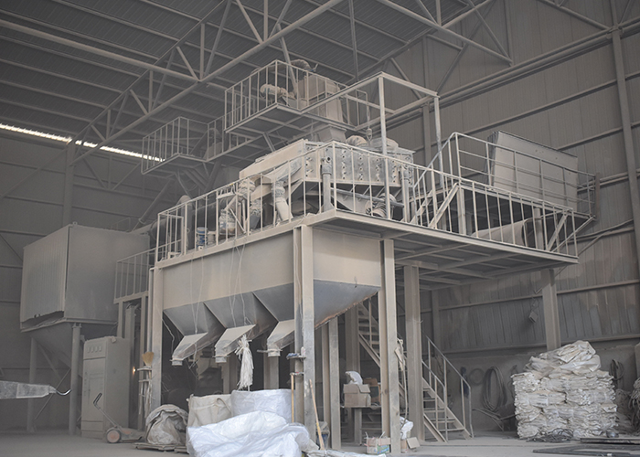 The recycling and reuse of waste refractory bricks is very important